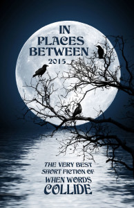 In Places Between 2015 Cover
